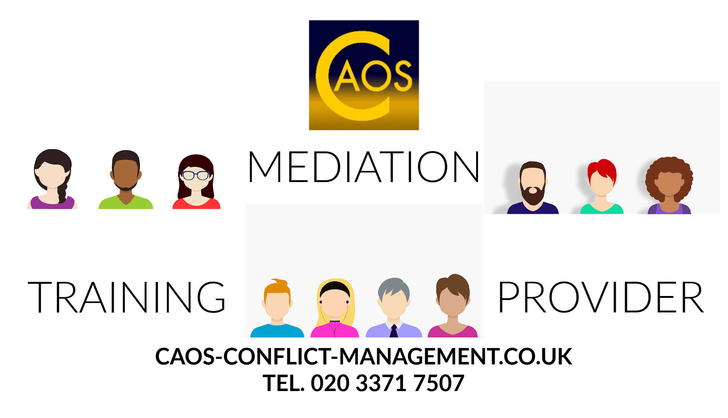 CAOS Mediation Training Provider London