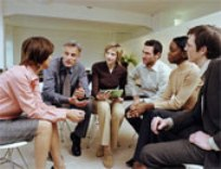 group conflict coaching