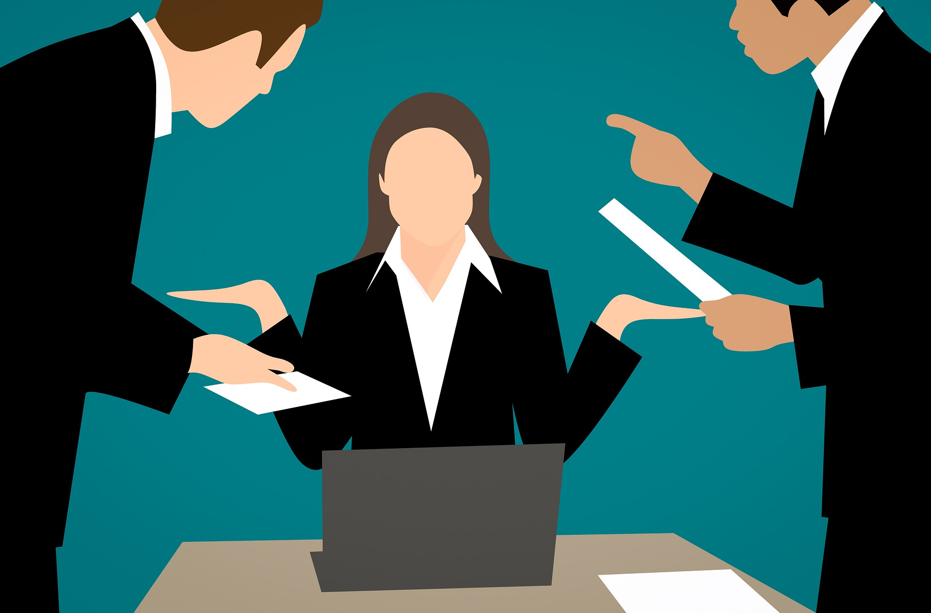 Workplace Conflict - Peer to Peer resolution skills for managers